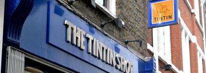 TintinShop