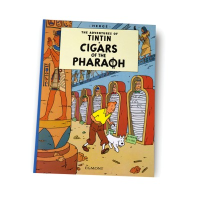 English Books_Cigars