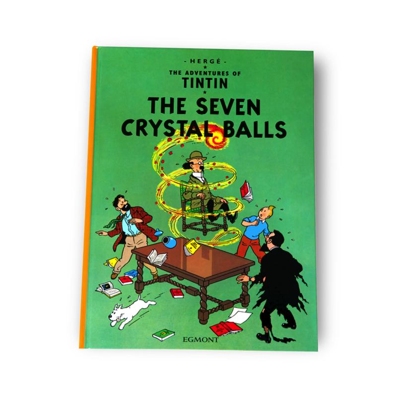 English Books_CrystalBall