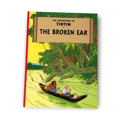 English Books_Ear