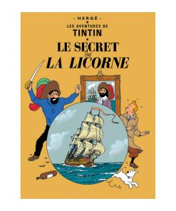 Licorne Cover Poster1