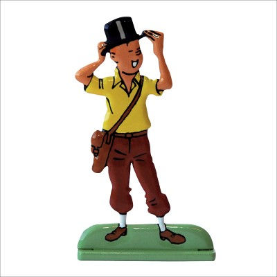 Hand Painted Metal Figure – Cigars1