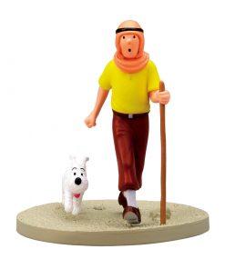 Plastic Coffret - Tintin Oriental