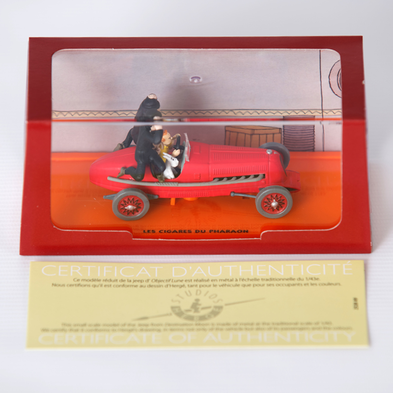 Red Cigars Car1