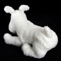 Snowy plush9