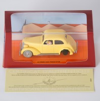 Yellow Crab Car1
