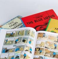 Books pile 2