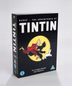 Tintin DVD Boxset1