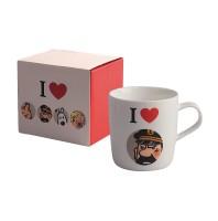 Haddock Love Mug