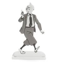 Mono Tintin Telling Off 1