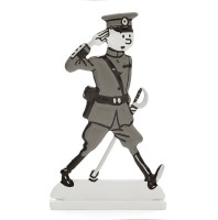 Monochrome Tintin Colonel 1