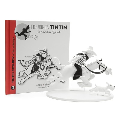 Tintin Cowboy 1