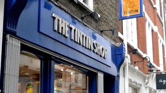the tintin shop uk london based tintin merchandise. Black Bedroom Furniture Sets. Home Design Ideas