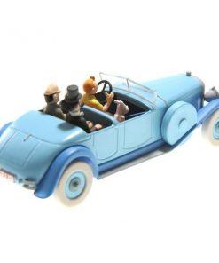 lincoln-torpedo-grand-sport-1930-143-tintin-lescigares-du-pharaon-herge-bleu