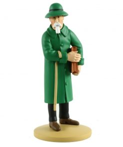 collectible-figurine-tintin-basil-bazaroff-13cm-booklet-n76-2014