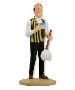 collectible-figurine-tintin-nestor-feather-duster-13cm-booklet-n31-2013