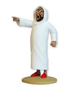 collectible-figurine-tintin-omar-ben-salaad-13cm-booklet-n89-2015