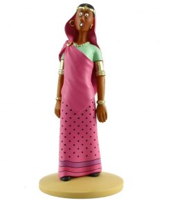 collectible-figurine-tintin-yamilah-in-trance-13cm-booklet-n85-2015